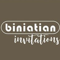 Biniatian Invitations