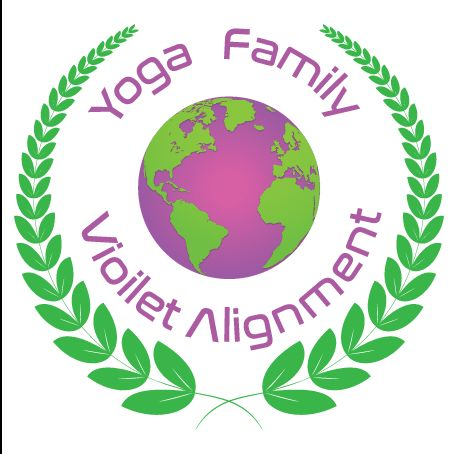 Yoga Family Violet Alignment