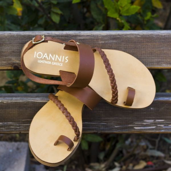 Ioannis Greek Leather Shoes