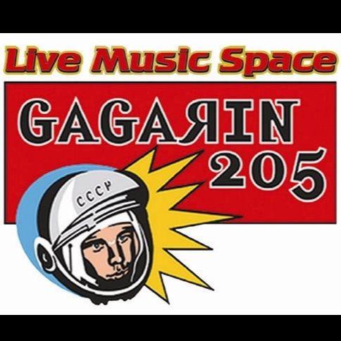 GAGARIN 205 LIve Music Space