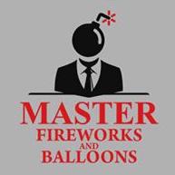 MASTER -πρώην ΜΠΑΜ- Πυροτεχνήματα και Μπαλόνια